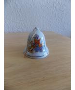 Disney Winnie the Pooh Miniature Jingle Bell Ornament  - $15.00