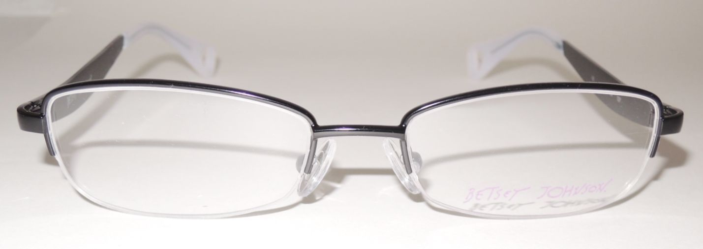 Eyeglass Frames Bjs : Betsey Johnson Boho Boa BJ 045 01 Eyeglasses and 29 ...