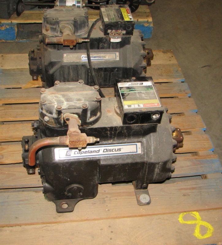 Copeland 2da3 Compressor Manual