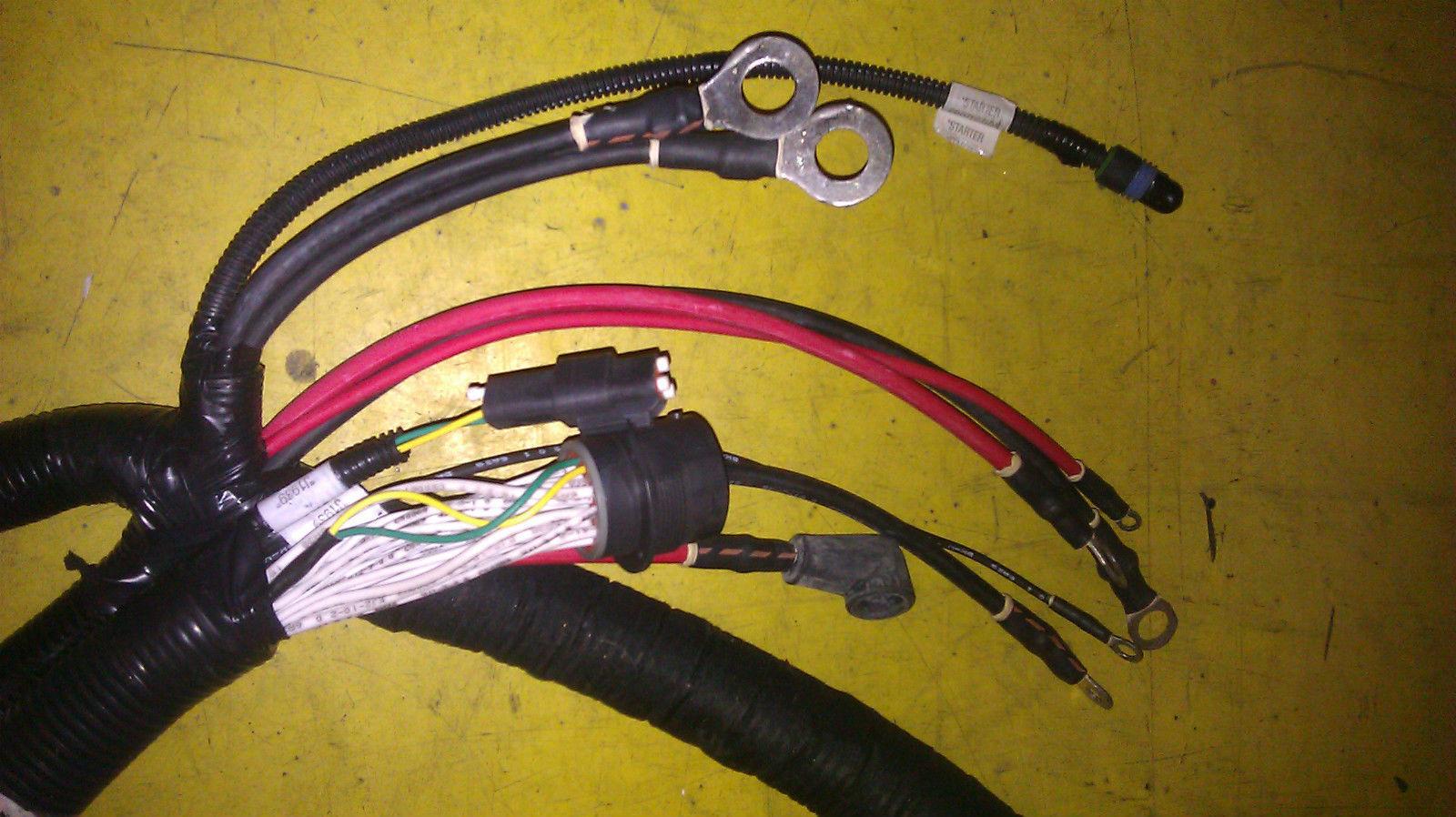 genuine mack truck wiring harness 41mr5886m - other business & industrial mack truck wiring harness #2