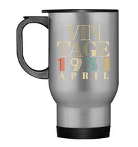Retro Classic Vintage Born In APRIL 1931 Aged 87 Years Old - $21.99