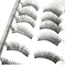 LOT of 50 pairs Daily Normal Makeup False EyeLashes AAA - $16.65
