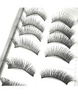 LOT of 50 pairs Daily Normal Makeup False EyeLashes AAA - $16.65