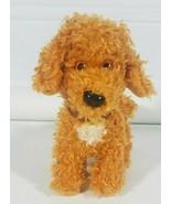 Disney Fancy Nancy Plush Frenchy Poodle Dog Stuffed Animal Beanie Just P... - $9.69