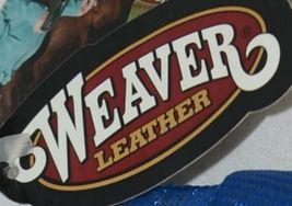 Weaver Leather 357043BL Snap Blue Nylon Lunge Line 30 Foot image 3