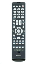 Original Toshiba CT-90302 LCD TV Remote Control, P/N 75010932 (Substitut... - $15.99