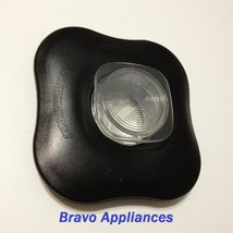 NEW! Oster Clover Jar Black Lid For Oster Blenders With Center Cap - $7.49