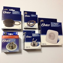 Oster Blender Blade Fusion Blade Sealing Rings Osterizer Base And White ... - $28.99