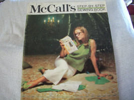 McCall's Step-By-Step Sewing Book - $14.00