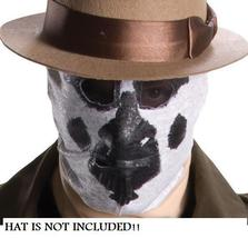RORSCHACH FABRIC OVER THE HEAD PAINTED MASK - $6.99