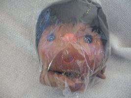 """Ethnic 4"""" Craft Doll Head - $8.00"""