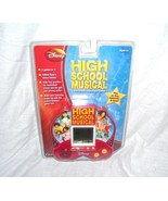 Disney High School Musical Electronic Handheld Game NEW! - $19.96