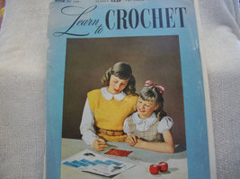Learn to Crochet Book 233 - $18.00