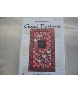 Good Fortune Quilt Pattern - $5.00
