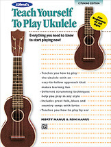Teach Yourself to Play Ukulele/Book/CD/DVD Combo/Manus - $27.99