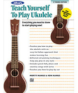 Teach Yourself to Play Ukulele/Book/CD/DVD Comb... - $27.99