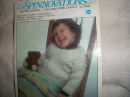 Vintage Spinnovations Book - $6.00
