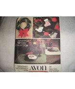 Avon by McCall Tapestry Pattern Collection FSC5380 - $5.00