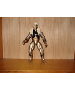 WWE Goldust Figure 1997 Jakks Pacific Bone Crun... - $4.00