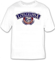 Loyalhanna Cotton Beer T Shirt S M L XL 2XL 3XL 4XL 5XL - $16.99+