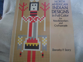 North American Indian Designs for Needlework and Crafts - $10.00