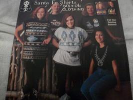 Santa Fe Shirts Fashion Clothing - $7.00