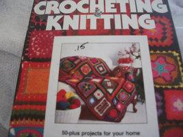 Better Homes & Gardens Crocheting & Knitting - $5.00