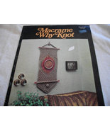 Vintage Macrame Books - $10.00
