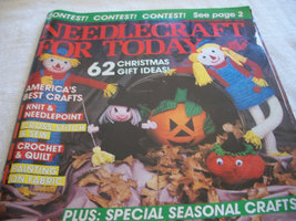 Needlecraft For Today Magazine - $9.00