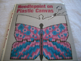 Needlepoint on Plastic Canvas - $6.00