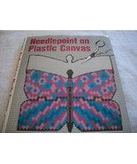 Needlepoint on Plastic Canvas - $6.00