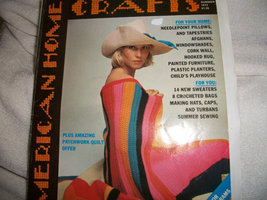 American Home Crafts Magazine Spring/Summer 1973  - $15.00