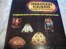 Stained Glass Lamps & Terrariums - $8.00