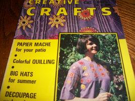 Creative Crafts Magazine - $6.00