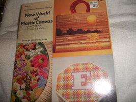 Needlepoint on Plastic Canvas Book - $6.00