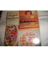 Needlepoint on Plastic Canvas Book - $6.00