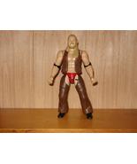 WWE Justin Hawk Bradshaw Figure 1997 Jakks Paci... - $4.00