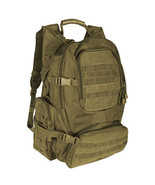 NEW - Military Tactical  Field Operator's MOLLE Backpack - COYOTE DESERT... - $68.55