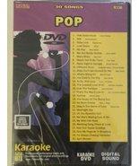 Forever Hits Karaoke 9336: Pop - 30 Songs [DVD] - $2.03