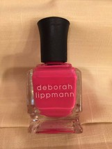 Deborah Lippmann Nail Lacquer Nail Polish in Crush on You (A Pink Peony Color)! - $7.52