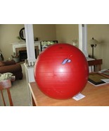 """Inflatable 50cm 20"""" (approx) Exercise Ball Fitness Yoga Balance Training - $11.87"""