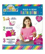 Build A Bear Workshop Bath Bomb Make Your Own Set Activity NEW - $25.73
