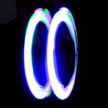 GloFX Team 8-LED Double Orbit: Cake for Rave Party Club Disco Light Show - $31.99
