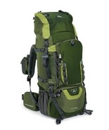 Hiking Backpack Internal Frame Pack Treks Camp Boy Girl Scout Sports Pac... - $156.64