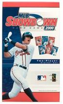 MLB Showdown 2000 - Baseball Card Game - Theme / Starter Deck [Office Pr... - $17.63