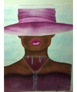 Incognito Lady In Pink - $50.00