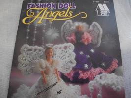 Crochet Fashion Doll Angels - $10.00