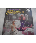 Crochet Fashion Doll Angels - $10.00