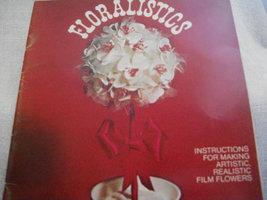 Floralistics Book - $10.00