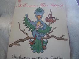 Bird Cross Stitch Chart - $2.50